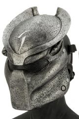 "Fiberglass Wire Mesh ""SCAR Predator"" Mask Inspired by Predators"
